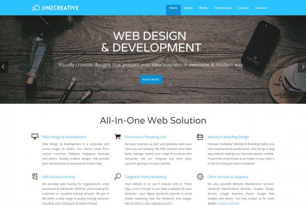jinz-creative-web-design